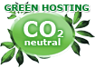 Hosting Ecológico - CO2 neutral